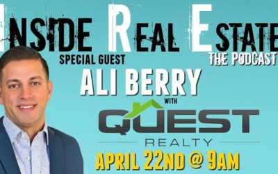 Inside Real Estate – Episode 49 – Ali Berry, Quest Realty