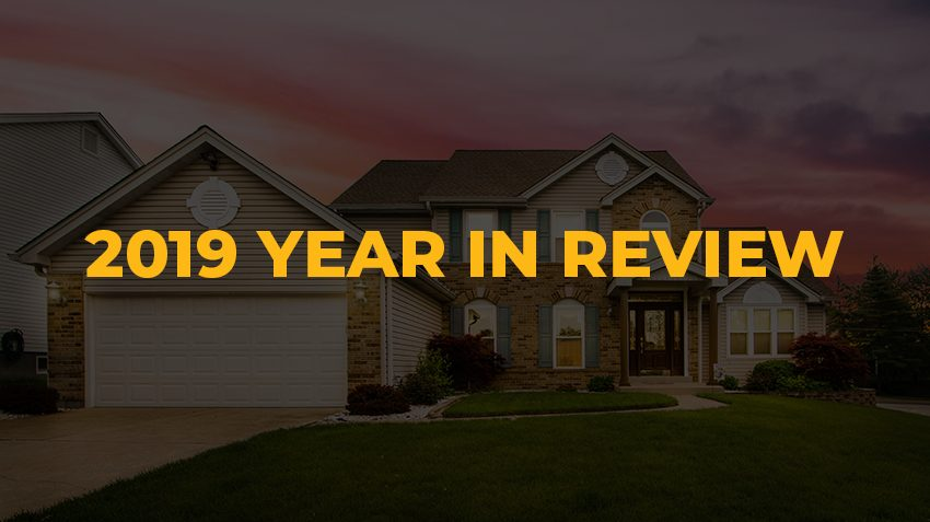 2019 Year In Review: Top 5 Real Estate & Mortgage Insights From 2019
