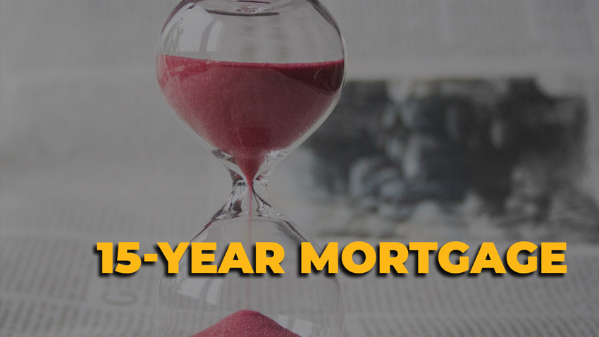 15 year mortgage