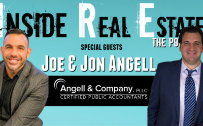 Inside Real Estate – Episode 83 – Joe and Jon Angell, Angell & Company