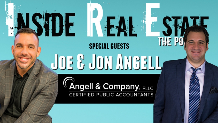 Inside Real Estate – Episode 83 – Joe and Jon Angell, Angell & Company