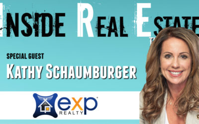 Inside Real Estate – Episode 79 – Kathy Schaumburger, eXp Realty