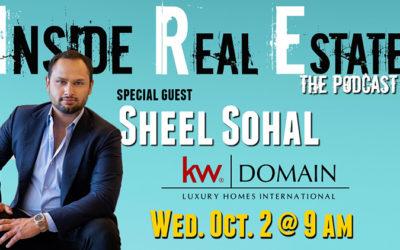 Inside Real Estate – Episode 72 – Sheel Sohal, KW Domain