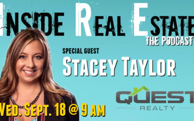 Inside Real Estate – Episode 70 – Stacey Taylor, Quest Realty