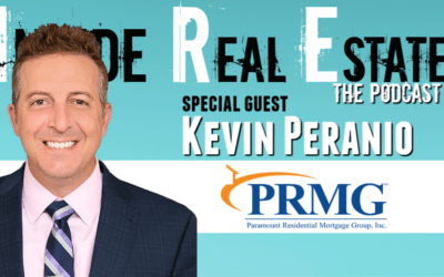 Inside Real Estate – Episode 97 – Kevin Peranio, PRMG