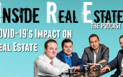 Inside Real Estate – Episode 95 – Omega Lending Group, COVID-19 and the Real Estate Market