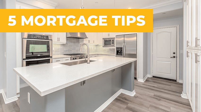 5 Mortgage Tips for Michigan Homeowners & Home Buyers