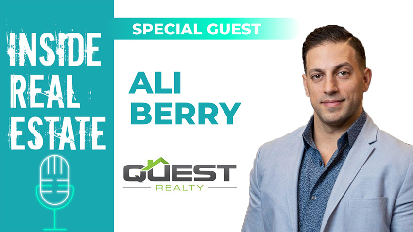 Inside Real Estate – Episode 104 – Ali Berry, Quest Realty