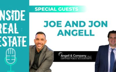 Inside Real Estate – Episode 109 – Joe and Jon Angell, Angell and Company