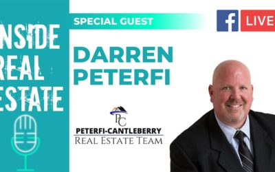 Inside Real Estate – Episode 120 – Darren Peterfi, eXp Realty