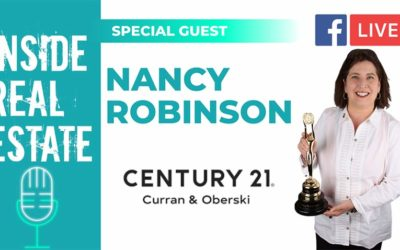 Inside Real Estate – Episode 119 – Nancy Robinson, Century 21 Curran and Oberski