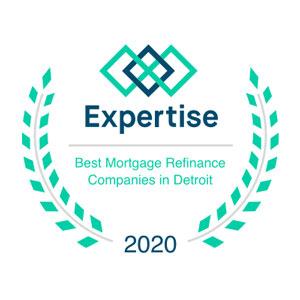 Expertise Mortage Refinance Award Omega Lending 300px