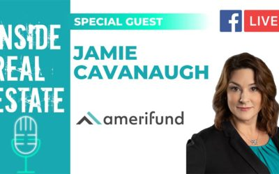 Inside Real Estate – Episode 125 – Jamie Cavanaugh, Amerifund