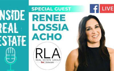 Inside Real Estate – Episode 122 – Renee Lossia Acho, KW Domain