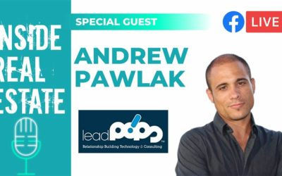 Inside Real Estate – Episode 129 – Andrew Pawlak, leadPops