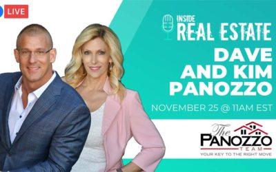 Inside Real Estate – Episode 130 – Dave & Kim Panozzo, The Panozzo Team