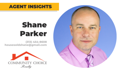 Michigan Real Estate Agent Tips – Shane Parker, Community Choice Realty