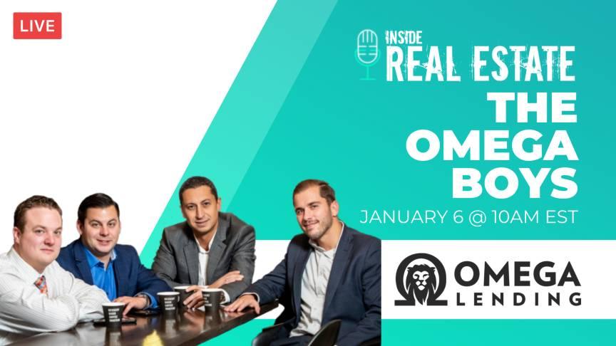 Inside Real Estate Podcast - Omega Lending Group