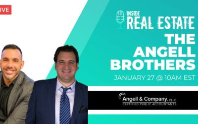 Joe and Jon Angell, Angell and Company – Episode 137 ┃Inside Real Estate