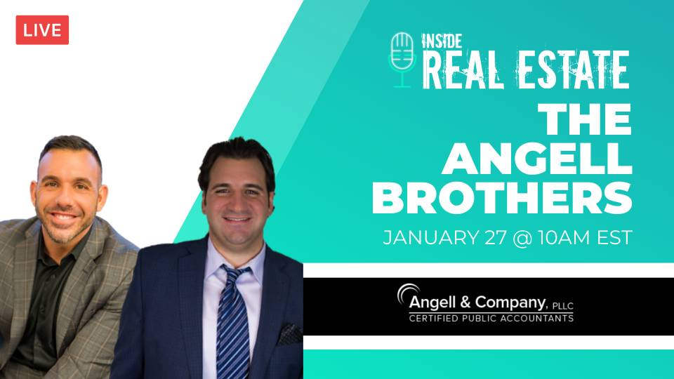 Joe and Jon Angell, Angell and Company - IRE Podcast Episode 137
