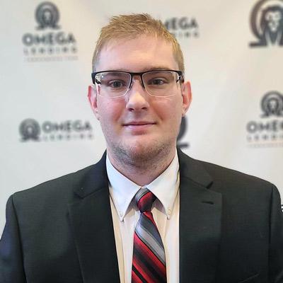 Mitchell Torongo Loan Officer Omega Lending Royal Oak Lender With Background 750px