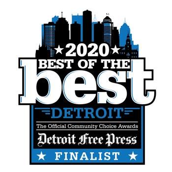 Best of the Best Mortgage Lender Metro Detroit Finalist