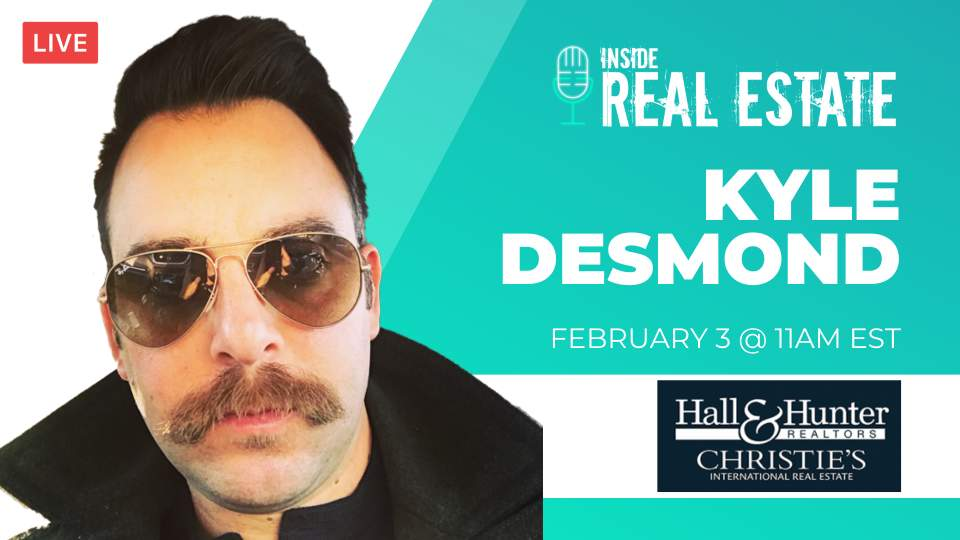 Kyle Desmond, Hall and Hunter Realtors - Home Prices Gain, Job Reports, and Evictions Inside Real Estate