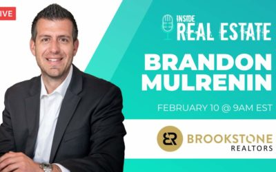 Brandon Mulrenin, Brookstone Realtors – Episode 139 ┃Inside Real Estate