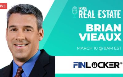 Brian Vieaux, FinLocker – Episode 143┃Inside Real Estate