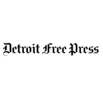 Detroit Free Press Logo Omega Lending Mortgage Refinance Royal Oak MI
