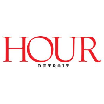 Hour Detroit Logo Omega Lending Mortgage Refinance Royal Oak MI