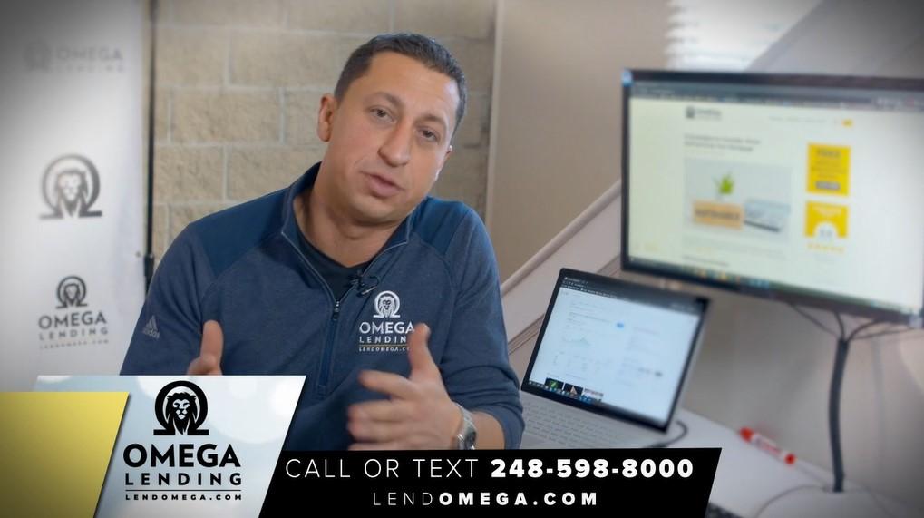 Omega Lending Mortgage Royal Oak MI Commercial Thumbnail