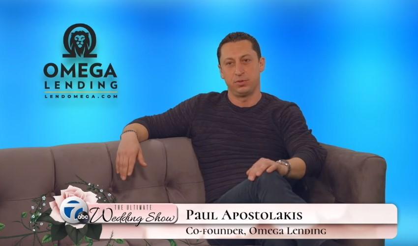 Ultimate Wedding Show Channel7 WXYZ TV Omega Lending Mortgage Royal Oak