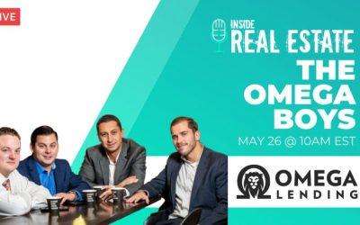 The Omega Boys, Omega Lending Group – Episode 152┃Inside Real Estate