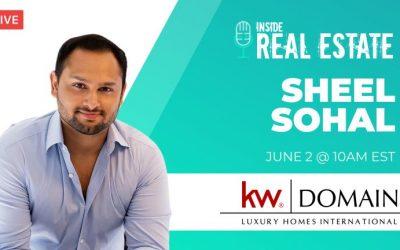 Sheel Sohal, Luxury Homes International – Episode 153┃Inside Real Estate