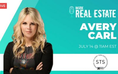 Avery Carl, The Short Term Shop – Episode 159┃Inside Real Estate